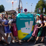 München Rikscha Stadtrundfahrt